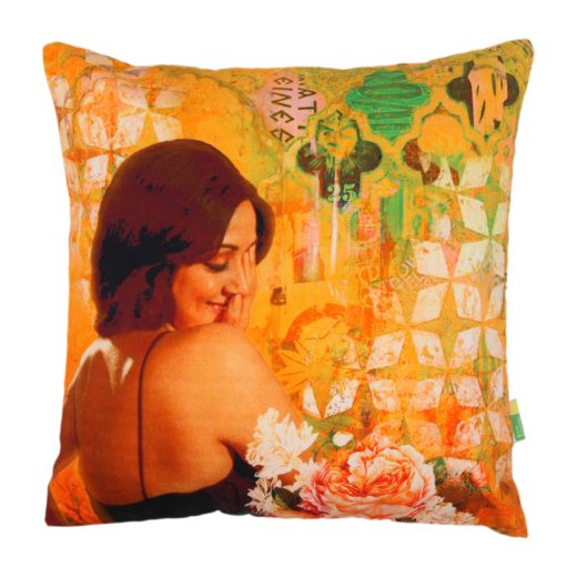 Dream Girl Cushion Cover