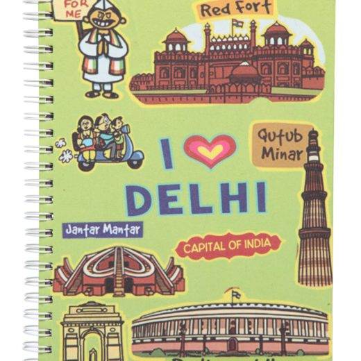 Small Delhi Ruled Exercise Book