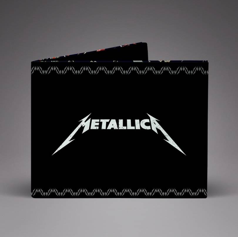 Metallica Unisex Wallets