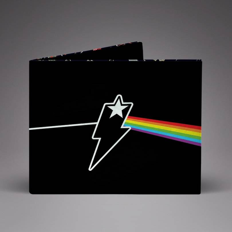superfloyd Unisex Wallets