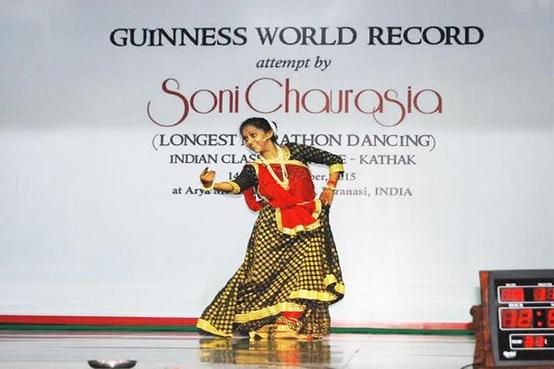 Soni-Chourasia-will-make-World-Record-by-continuous-dance-of-124-hours