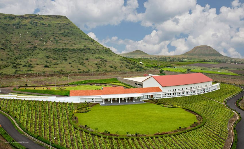 Picturesque Chandon Winery