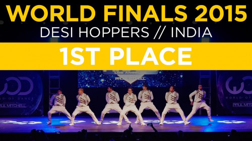 desihoppers-first-place