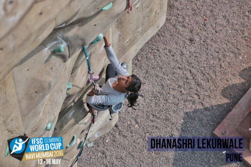 Dhanshri-Lekurwale-Indian-women-climber