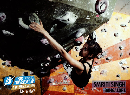 Smriti-Singh-Indian-women-Climber-hobbygiri