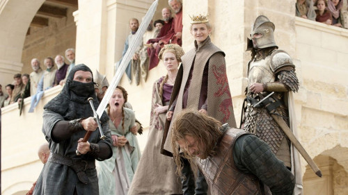 Execution of Ned Stark