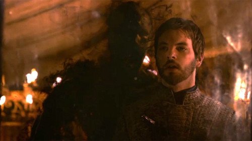 Renly's death
