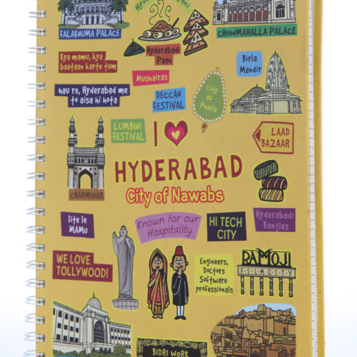 Hyderabad Exercise Book