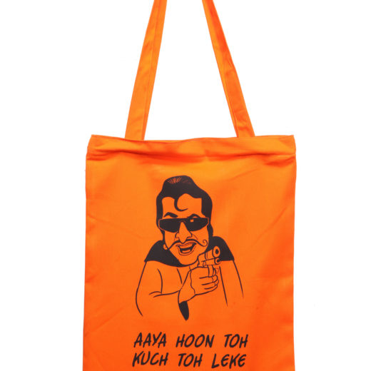 Crime Master Gogo Cotton Bag