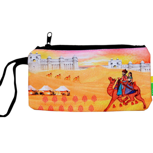 3088-Small-Indian-Art-Camel-Pouch