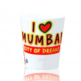 4005 - Mumbai Ceramic Shot Glass 1