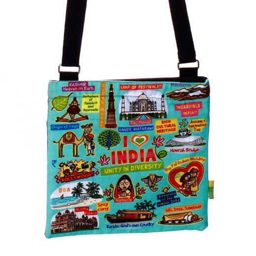 Indian Cotton Sling Bag