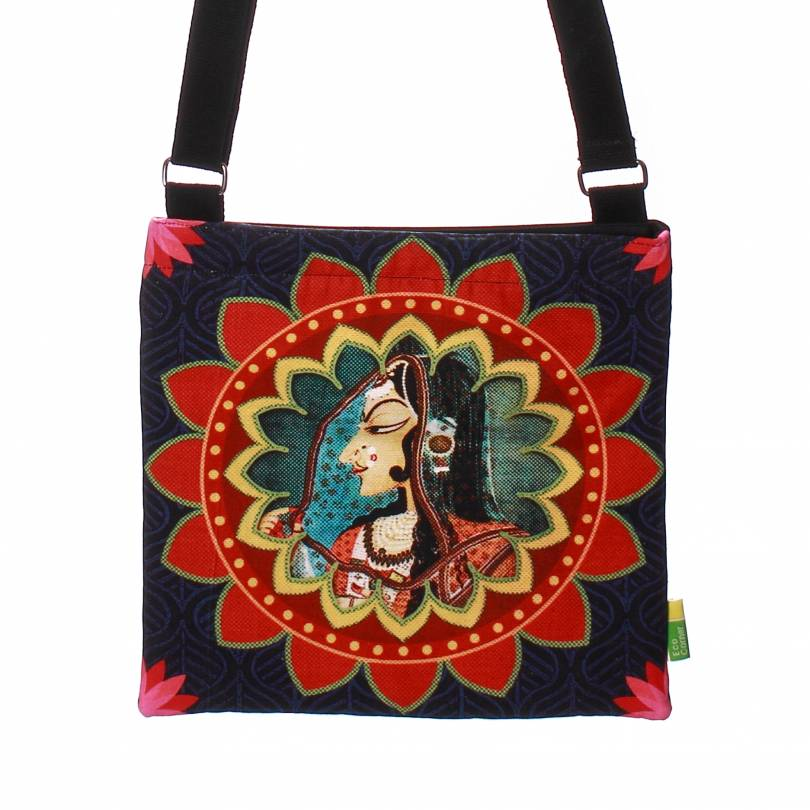 Bani Thani Cotton Sling Bag