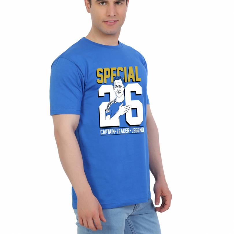 EETEE Chelsea John Terry Special 26 Royal Blue T-shirt