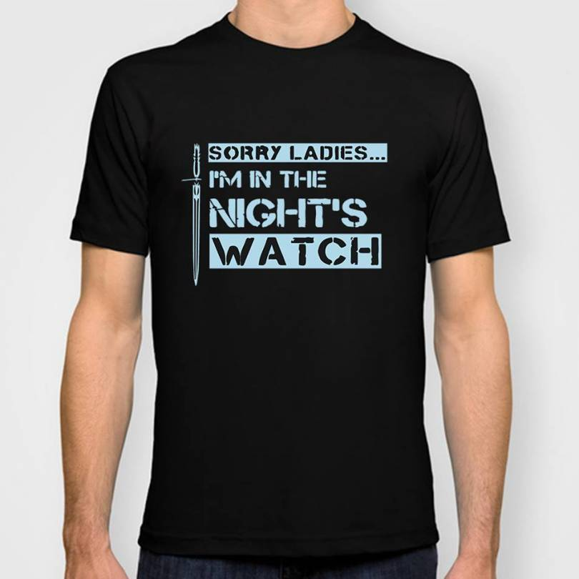 Game Of Thrones Night's Watch Tee