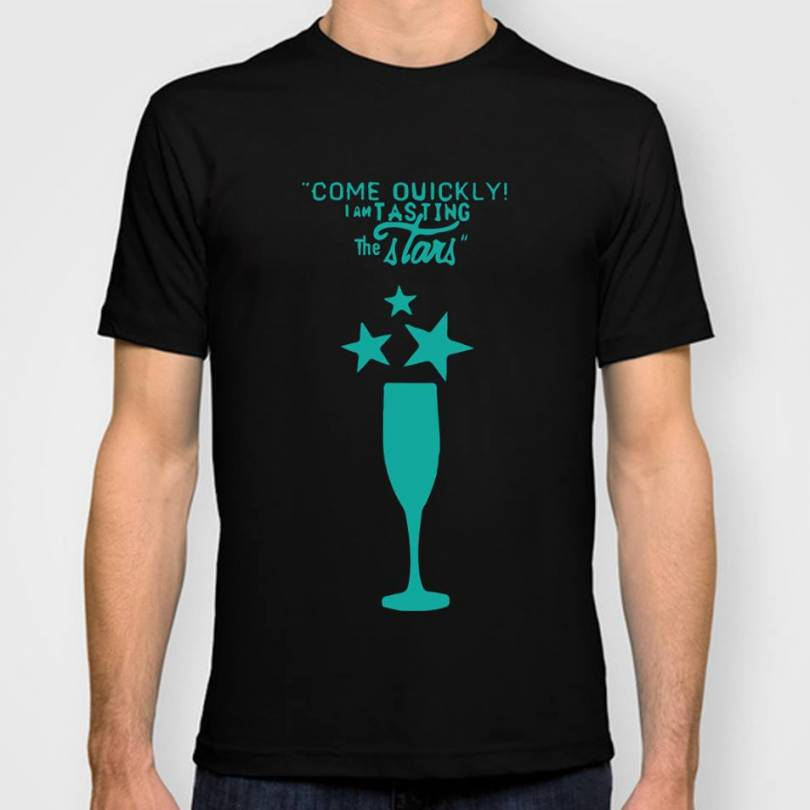 Come Quickly I Am Tasting The Stars Tee