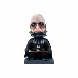 Snoke Darth vader Sith lord Star wars Wowheads Bobbleheads Collectible (Resin Made)
