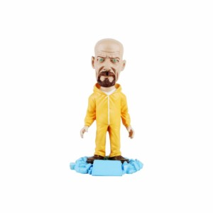 Walter white jesse pinkman The Breaking bad scientist TV series HBO Wowheads Bobbleheads (Resin made)