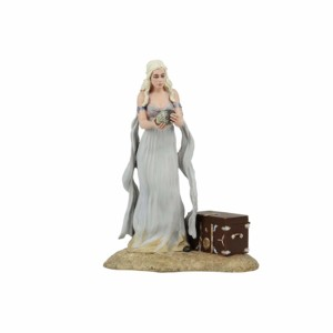 Daenerys Dragon Egg Action Figurine/Collectible/ Statue Game of throne Wowheads HBO TV Series (Fragile Resin made)