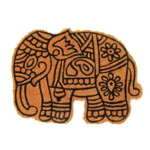 Traditional Elephant Doormat