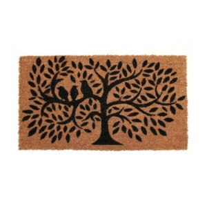 Tree of Life Door Mat