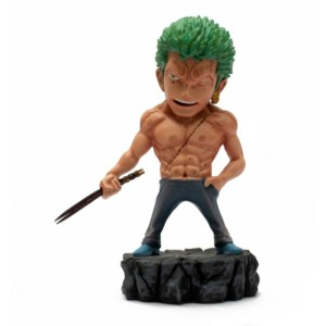 Zoro 7inch Figurine One Piece Handmade Fragile anime