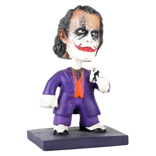 Joker Heath Ledger Bobblehead DC Handmade Fragile