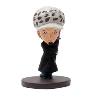 Trafaldar Law 4inch miniature One Piece Handmade Fragile Anime