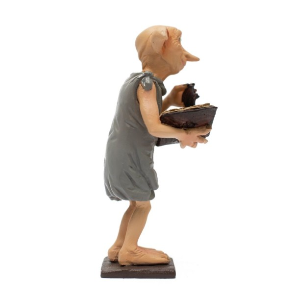 Dobby socks in book 5inch miniature the house elf Harry potter Handmade Fragile