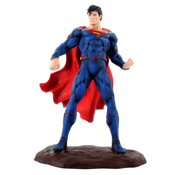 Superman Comic Statue Handmade Fragile