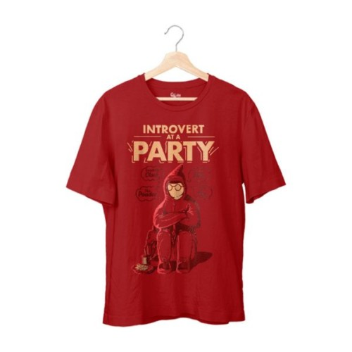 Introvert At A Party Tshirt