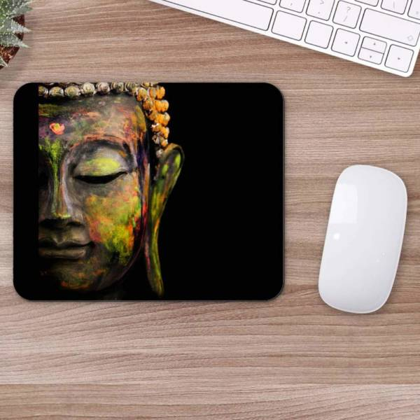 Buddha  Mousepad for Laptop / Computer