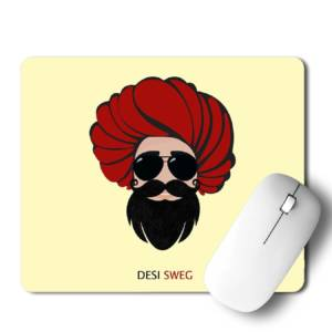 Desi swag  Mousepad for Laptop / Computer