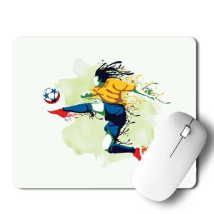 Football  Mousepad for Laptop / Computer
