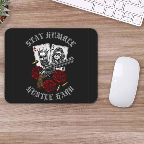 Gangster Rose  Mousepad for Laptop / Computer
