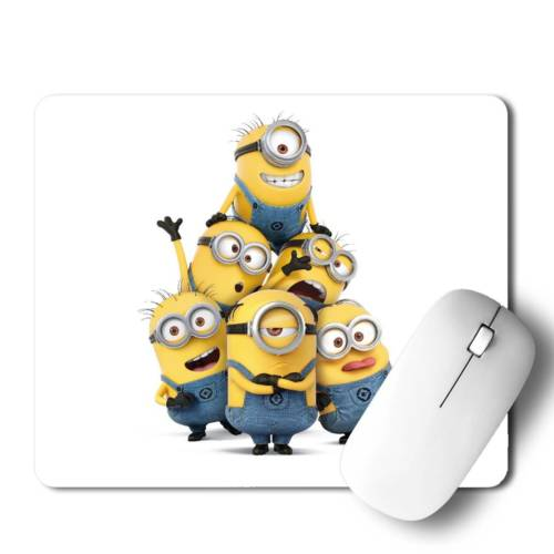 Minions  Mousepad for Laptop / Computer