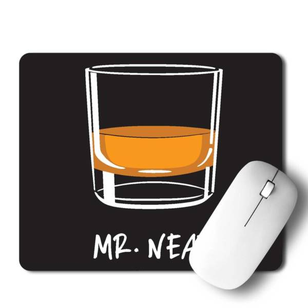 Mr.Neat  Mousepad for Laptop / Computer