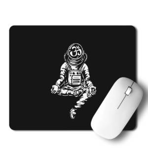 Om Space  Mousepad for Laptop / Computer