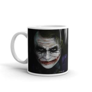 Joker - Painting Ceramic Tea & Coffee Mug