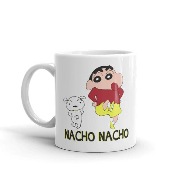 Nacho Nacho - Humour Ceramic Tea & Coffee Mug