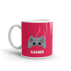 Gaming - Sports Ceramic Tea & Coffee Mug