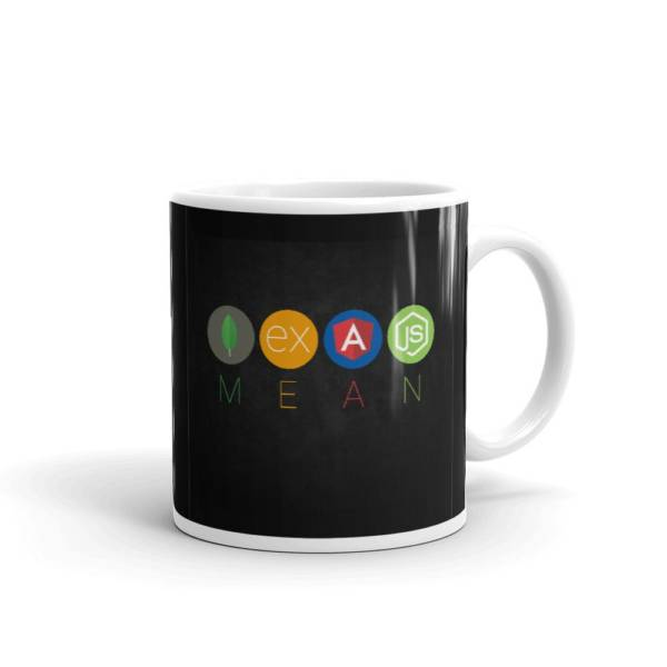 MEAN - Education Ceramic Tea & Coffee Mug