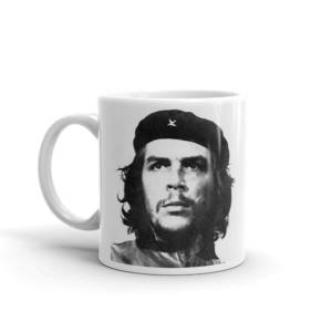 Che Guevara - Motivational Ceramic Tea & Coffee Mug
