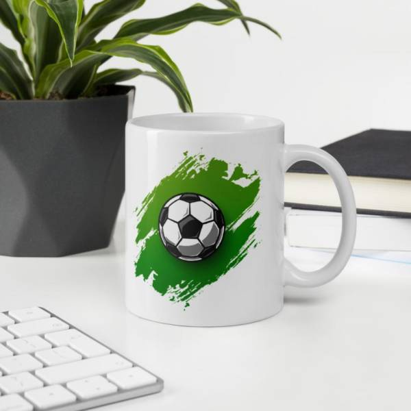 Football - Sports Ceramic Tea & Coffee Mug