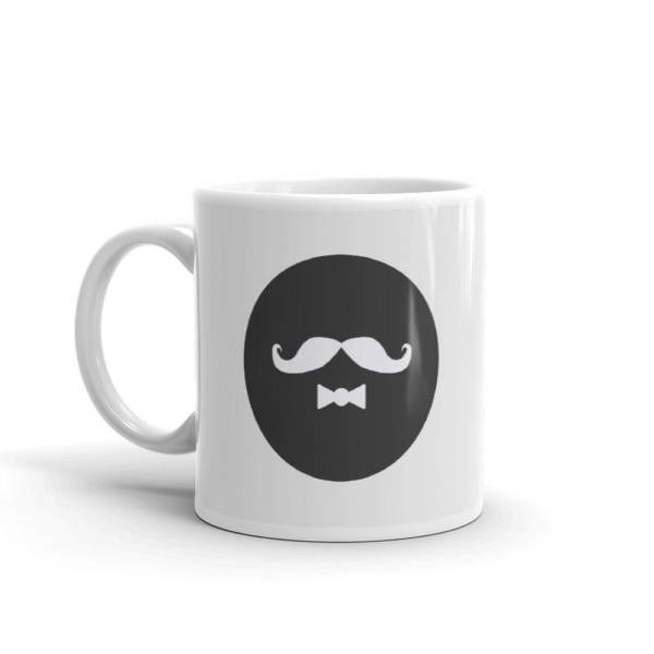 Mr Beard - Gym Ceramic Tea & Coffee Mug