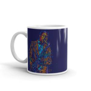Illustration - Music Ceramic Tea & Coffee Mug