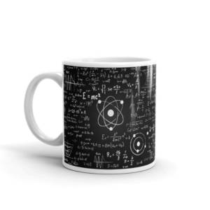 Mathematics Science - Education Ceramic Tea & Coffee Mug