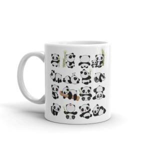 Panda - Cartoon Ceramic Tea & Coffee Mug