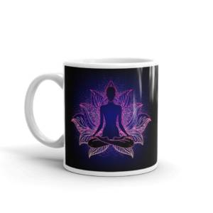 Buddha Good Luck - Spiritual Ceramic Tea & Coffee Mug