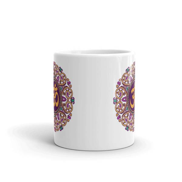Om - Spiritual Ceramic Tea & Coffee Mug